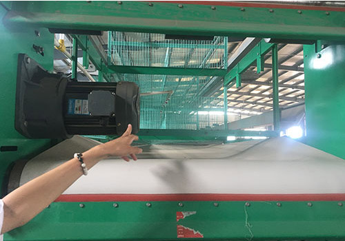 Broiler poultry manure removal system cab provide broilers a clean environment.